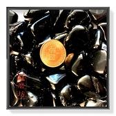 【紅磨坊】NO.1NB超大顆天然黑曜岩100G碎石(加持祈福)【Ruby工作坊】