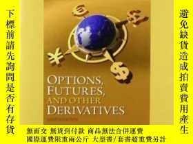 二手書博民逛書店Student罕見Solutions Manual For Options Futures And Other D