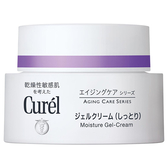 Curel珂潤 逆齡彈潤水凝霜【康是美】
