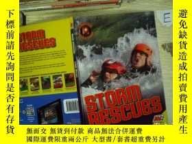 二手書博民逛書店rescue罕見operations storm rescues 救援行動,風暴救援Y180897