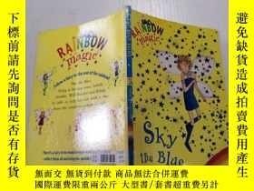 二手書博民逛書店Sky罕見the Blue Fairy :藍天仙女Y200392