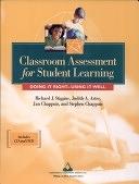 二手書《Classroom Assessment for Student Learning: Doing it Right, Using it Well》 R2Y ISBN:9780965510158