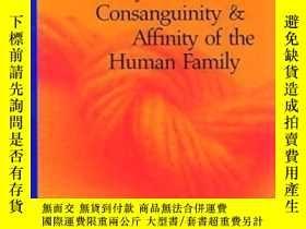 二手書博民逛書店Systems罕見Of Consanguinity And Affinity Of The Human Famil