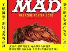 二手書博民逛書店The罕見Mad Magazine Poster BookY256260 The Usual Gang Of