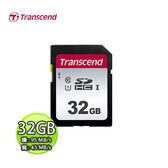 Transcend 創見 32GB SDHC Class 10 UHS-I 300S 記憶卡 讀:95MB/s 寫:95MB/s TS32GSDC300S