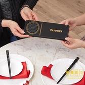 10雙裝 中式家用防滑不易發霉合金筷子耐高溫【輕奢時代】