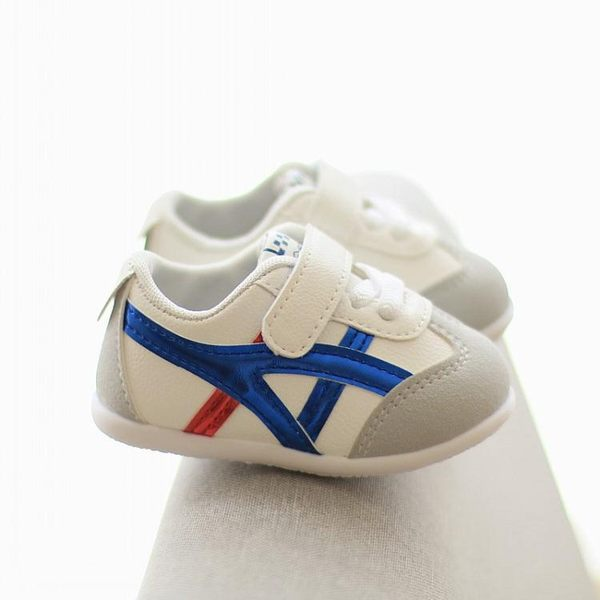 兒童男女寶寶鞋嬰幼兒軟底學步鞋運動棉皮鞋1-2-3歲 沸點奇跡