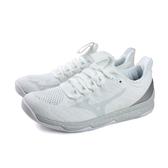 Mizuno TC-01 美津濃 訓練鞋 運動鞋 白色 女鞋 31GD190101 no074