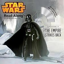 【麥克書店】STAR WARS:THE EMPIRE STRIKES BACK (星際大戰第五部) /英文繪本附CD‧聽迪士尼說故事