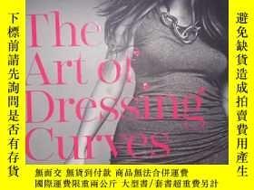 二手書博民逛書店The罕見Art of Dressing Curves: The