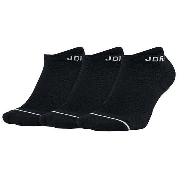 【現貨】Nike Jordan Everyday Max 襪子 短襪 乾爽 透氣 黑【運動世界】SX5546-010