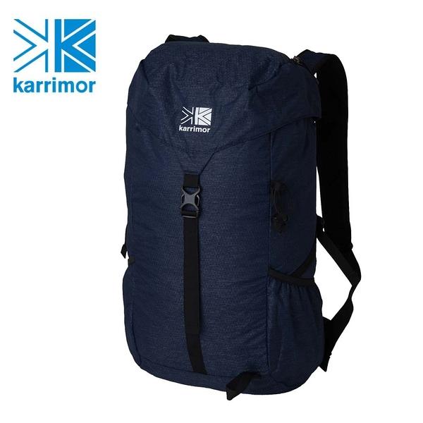 日系[ Karrimor ] mars top load 27 海軍藍 攻頂包