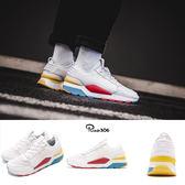 Puma 慢跑鞋 RS-0 Play 白 紅 全新系列 電玩設計靈感 男鞋 女鞋 運動鞋 Dad Shoes【PUMP306】 36751501