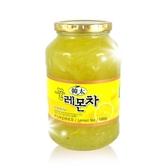 韓國 韓太 蜂蜜檸檬茶/柚子茶 1000g【美日多多】