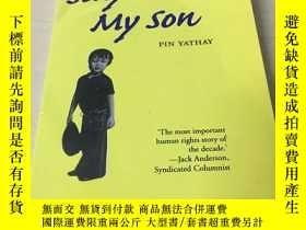 二手書博民逛書店Stay罕見Alive, My SonY393929