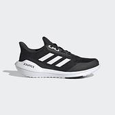 Adidas Eq21 Run J 慢跑鞋-03 [FX2248] 大童鞋 運動 休閒 緩衝 跑步 舒適 黑