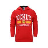 [5折] NBA adidas/ Rockets WSHD PO HOODY (red)