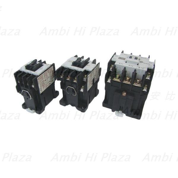 士林電機 電磁接觸器S-P15 110/220V