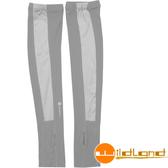 Wildland荒野 W1801-90灰色 Tactel開洞抗UV透氣袖套