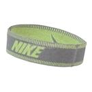 Nike 頭帶 Sport Headband 灰 綠 男女款 棉質 頭帶 頭巾 運動休閒【ACS】 N100161207-0OS