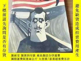 二手書博民逛書店罕見Munch:Steffen-KvernelandY25280
