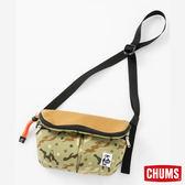 CHUMS 日本 SxN 拉鏈肩背包 BB迷彩 CH602402Z097