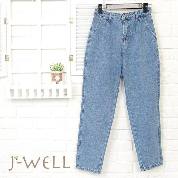 J-WELL 男友牛仔褲 8J1527