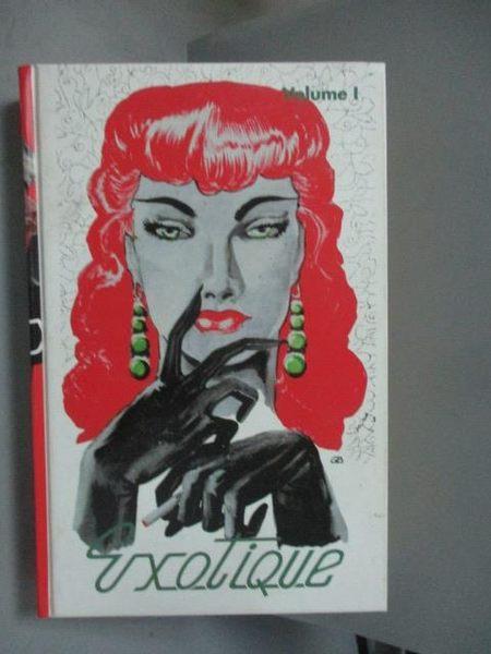 【書寶二手書T3/原文小說_JQG】Exotique_Vol.1