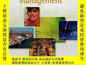 二手書博民逛書店Operations罕見Management 英文原版-《營運管理》Y274081 William J Ste