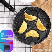 煎蛋鍋不黏平底鍋家用迷你煎雞蛋荷包蛋漢堡蛋餃鍋模具煎蛋器神器  居家物語