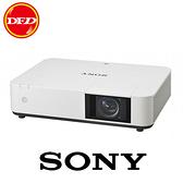 SONY 索尼 VPL-PWZ11 雷射投影機 5000 流明度 WXGA 公司貨