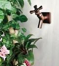 【麗室衛浴】國產 精緻良品 古典花瓣 室外水栓 單一出水 LS-34241