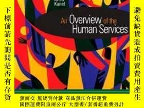 二手書博民逛書店An罕見Overview Of The Human Services (introduction To Human