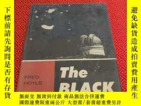 二手書博民逛書店THE罕見BLACK CLOUDY185596