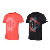 ASICS 男短袖T恤(免運 亞瑟士 慢跑 路跑 吸濕排汗 涼感 運動 上衣≡體院≡ 2091A314