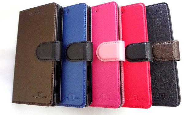 Xiaomi 小米 Note 2 5.7吋 雙色側掀站立 皮套 保護套 手機套 手機殼 保護殼 小米note2 (2015213)