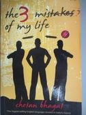 【書寶二手書T7/原文小說_JHD】The Three Mistakes of My Life_Chetan Bhagat