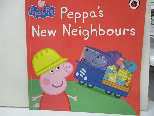 【書寶二手書T1/少年童書_I4M】Peppa Pig: Peppa s New Neighbour_Mandy Archer