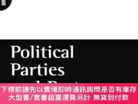 二手書博民逛書店Political罕見Parties And Party SystemsY464532 Alan Ware O