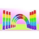 《享亮商城》7256S 彩色拱門 喜悅