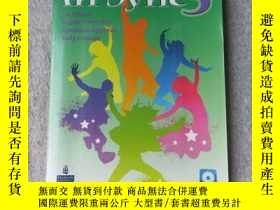 二手書博民逛書店In罕見Sync 3 Student Book With CD-
