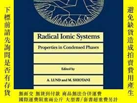 二手書博民逛書店Radical罕見Ionic Systems: Properti