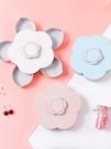 花朵旋轉果盒糖果盒...