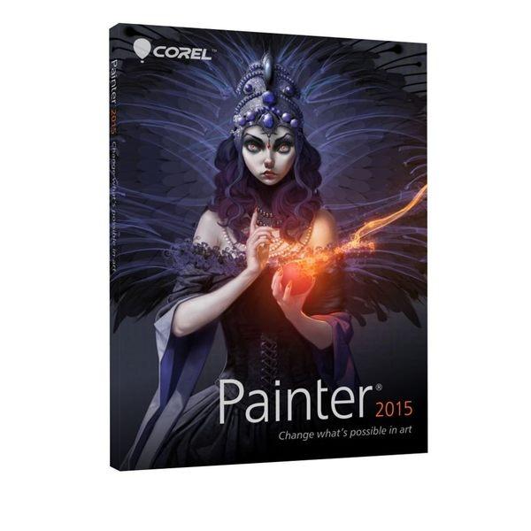 [哈GAME族]免運費 可刷卡●功能最強大的繪圖軟體●COREL Painter 2015 中文專業版 隨機版 含正版序號