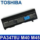 TOSHIBA PA3478U 9芯 原廠 電池 PA3399U-1BAS  PA3399U-2BAS VX/780LS F30 A105 M100 M105 VX/780LS F30 A105 M100 M105