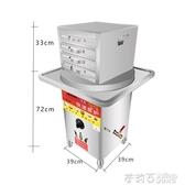 新款商用煤氣腸粉機抽屜式防幹燒套裝腸粉機腸粉蒸盤蒸爐兩抽一份ATF 茱莉亞嚴選