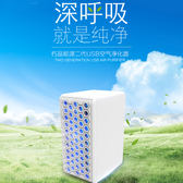 空氣清化器 USB空氣凈化器家用無耗材便攜式負離子除霧霾甲醛二手煙車載氧吧 玩趣3C