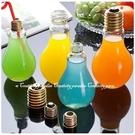 【400ml燈泡杯】創意珍珠奶茶燈泡瓶 透明玻璃杯 珍奶杯 飲料杯 電燈泡冰飲杯 珍奶瓶
