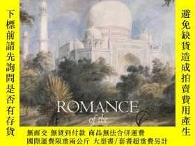 二手書博民逛書店Romance罕見of the Taj MahalY346464