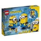 LEGO 樂高 Minions 75551 磚拼小小兵 【鯊玩具Toy Shark】
